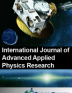 International Journal of Advanced Applied Physics Research | Volume 7 Issue 2